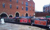 Canal Narrowboat Trip for Two or a Family of Four at Tameside Canal Boat Trust (Up to 38% Off)