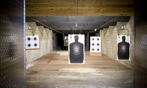 Up to 42% Off Shooting Range Packages at Iron City Armory at Iron City Armory, plus 6.0% Cash Back from Ebates.