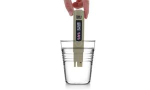 Testeur qualité d'eau 2 en 1