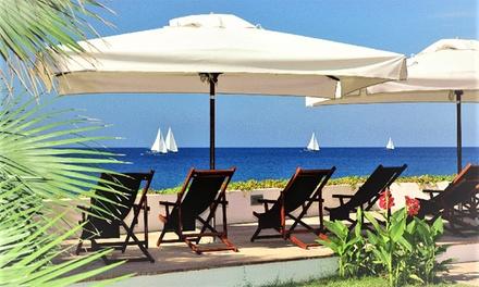 Calabria: fino a 7 notti in camera doppia con pensione completa Villa Sangineto Resort