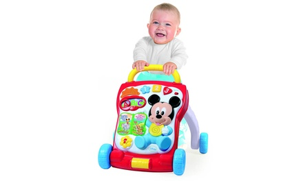 Disney Baby Baby Mickey MultiActivity Walker for £29.99 With Free Delivery