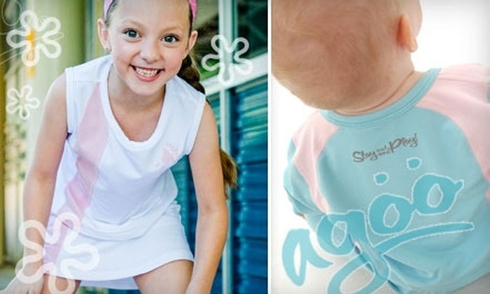 Agoo Apparel: $12 for $30 Worth of Children's Activewear at Agoo Apparel
