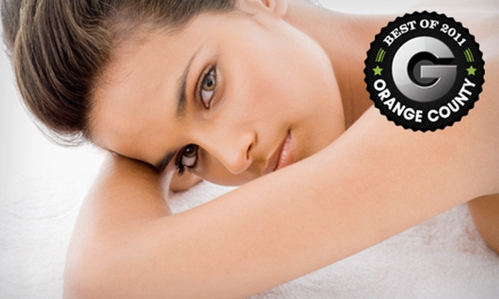 In Essence Day Spa - In Essence Day Spa: 60-Minute Massage or Facial at In Essence Day Spa in Mission Viejo (Half Off)