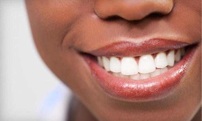 DC Dental Spa - Washington DC: $149 for a Colgate Chairside Teeth-Whitening Treatment at DC Dental Spa ($595 Value)