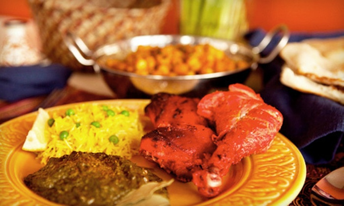 India 4 U - Antioch: $15 for $30 Worth of Indian Fare at India 4 U in Antioch