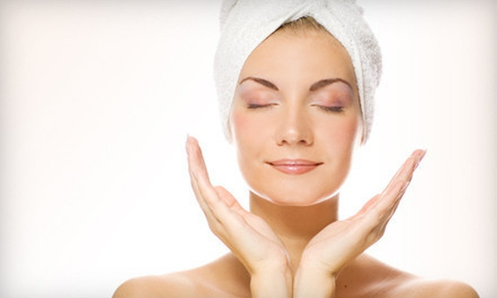 Nyah Med Spa - NYAH Med Spa: 4, 6, or 8 Microdermabrasion Treatments with Partial Facial at Nyah Med Spa in Suwanee (Up to 81% Off)