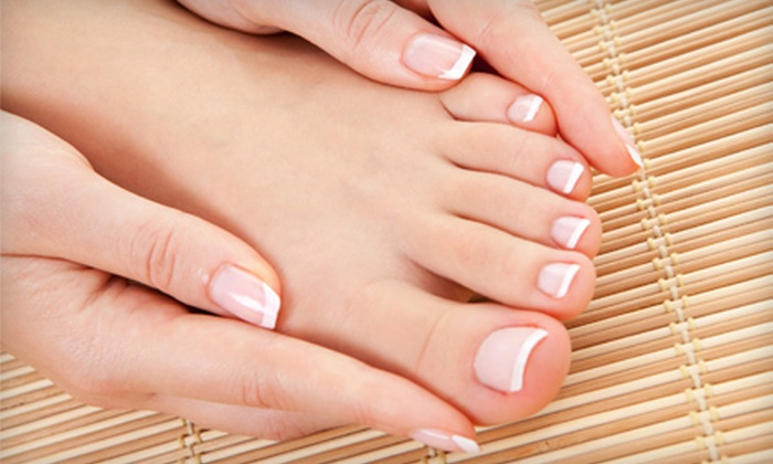 Paris II Educational Center - Northland: One, Two or Three Mani-Pedis and Paraffin Waxes at Paris II Educational Center (Up to 55% Off)