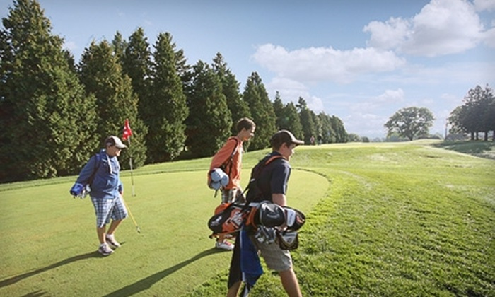 Kitchener Golf Academy - Lower Doon: $179 for a Week-Long Junior Golf Camp and Rounds of Golf at KitchenerGolf Academy (Up to $365.67 Value)