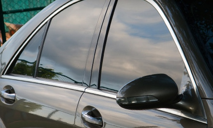 Quality Bumper - Multiple Locations: $40 for $100 Worth of Automotive Window-Tinting Services at Quality Bumper