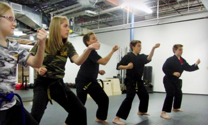 Brandt Fitness & Self Defense - Fort Worth: $30 for One Month of Unlimited Yoga or Children's Martial-Arts Classes at Brandt Fitness & Self Defense ($100 Value)