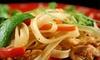 Thai Taste - Mallard Creek - Withrow Downs: $12 for $24 Worth of Thai Dinner Fare at Thai Taste