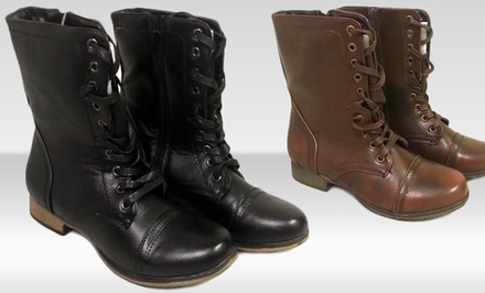 Shoes of Soul Combat Boots. Multiple Options Available.