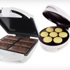 Half Off a Brownie, Cupcake, or Donut Maker