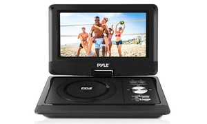 "Pyle 10"" Portable DVD Player"