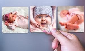 Photos magnets personnalisées