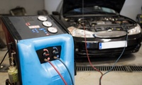 Full Air Conditioning Service with Re-Gas at Auto Jobbs (44% Off)