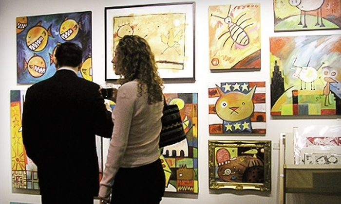 Artspace - Central Raleigh: $30 for a Family Membership ($60 Value) or $20 for an Individual Membership ($40 Value) to Artspace