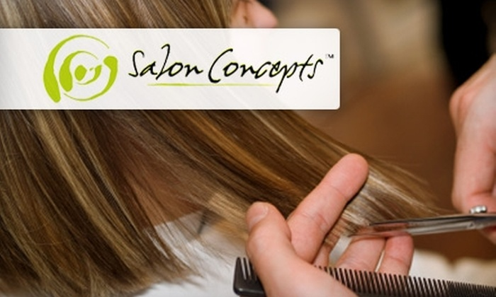 Salon Concepts Jeanie Denman In West Chester Ohio Groupon