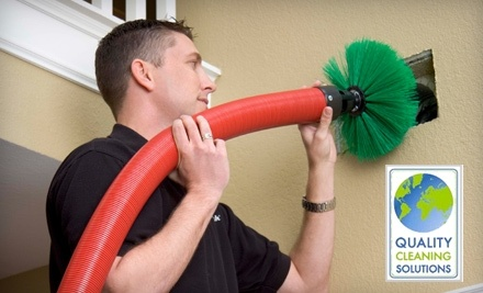 Quality Cleaning Solutions - Quality Cleaning Solutions in