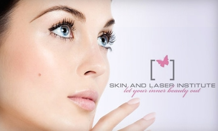 Skin and Laser Institute - The Lakes/Country Club: $49 for Microdermabrasion, Skin Analysis, and Vitamin C Firming Mask at Skin and Laser Institute ($169 Value)