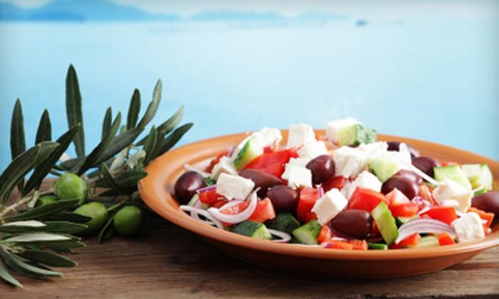 Mediterraneo Ristorante - Pleasantville: Italian Dinner for Two or Four at Mediterraneo Ristorante & Caffe in Pleasantville