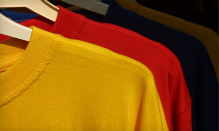 Madison Top Company - Madison: $15 for a Custom-Printed T-shirt at Madison Top Company ($30 Value)