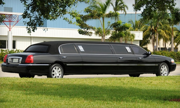 Manners Limousine Service - Tallahassee: Two-, Four-, or Eight-Hour Limousine Service for Up to Eight Passengers from Manners Limousine Service (Up to 70% Off)