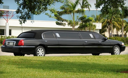 2-Hour Limousine Service for Up to 8 (a $250 value)   - Manners Limousine Service in