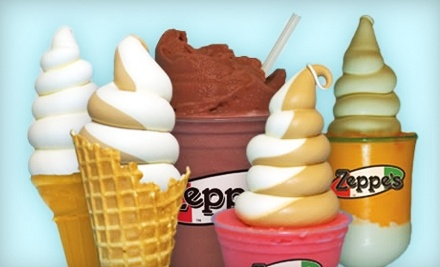 $10 Groupon to Zeppe's Italian Water Ice - Zeppe's Italian Water Ice in Providence