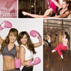 Half Off Flirty Girl Fitness Classes and Manicure
