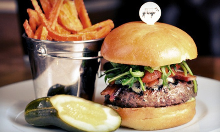 Holsteins Shakes and Buns - Bracken,The Las Vegas Strip,The Strip: $20 for $40 Worth of Gourmet Burgers and American Fare at Holsteins Shakes and Buns