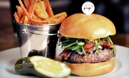 $40 Groupon to Holsteins Shakes and Buns - Holsteins Shakes and Buns in Las Vegas