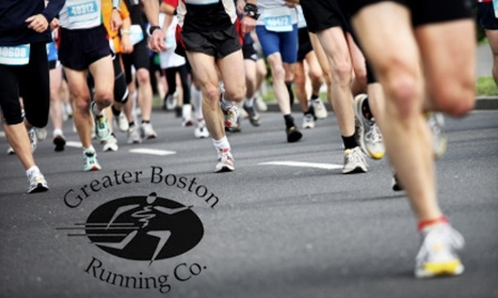 Greater Boston Running Company - Multiple Locations: $25 for $50 Worth of Running Apparel at Greater Boston Running Company