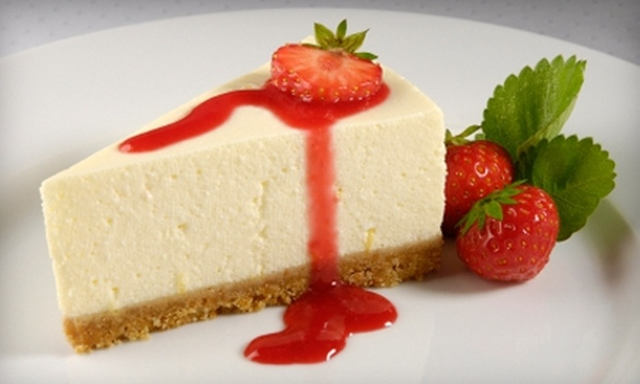 Maxine's Cafe and Bakery - Evansville: $5 for $10 Worth of Cafe Fare and Handcrafted Desserts