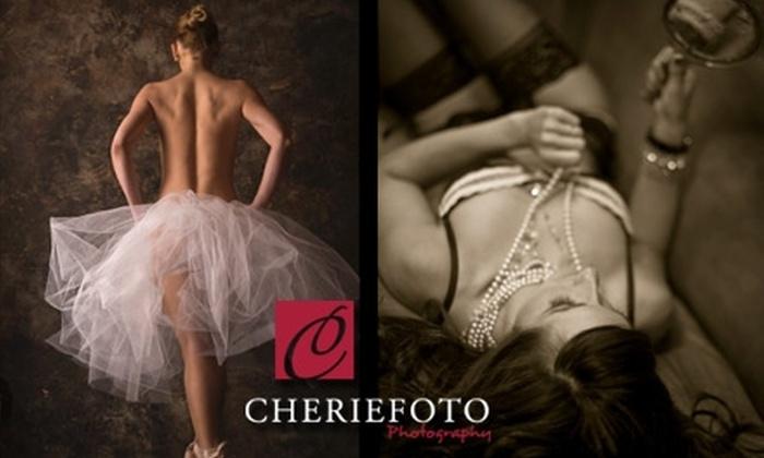 CherieFoto - Westwood: $175 for a Boudoir Photo Shoot at CherieFoto ($980 Value)