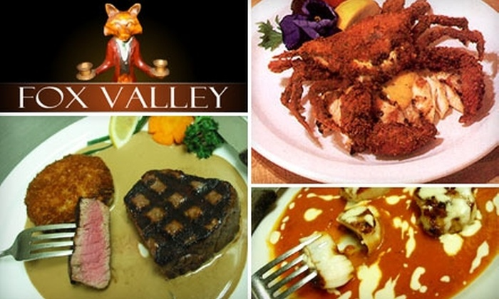 Fox Valley - Birmingham: $20 for $40 Worth of Fresh Seafood at Fox Valley