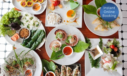 $50, $80 or $120 to Spend on Food and Chinese Tea at Bluestone Chinese and Malaysian Cuisine