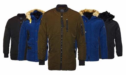 Carisma Winterjacke für Herren in der Farbe und Größe nach Wahl (Munchen)