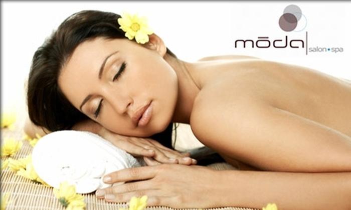 Moda Salon & Spa  - Atlanta: $70 for Two Salon and Spa Treatments at Moda Salon & Spa