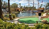 Up to 52% Off Mini-Golf Pass for Two