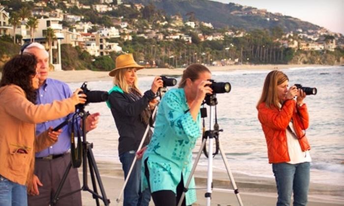 My Artist Loft - Laguna Beach: $69 for Four-Hour Weekend Photography Workshop from My Artist Loft in Laguna Beach ($149 Value)