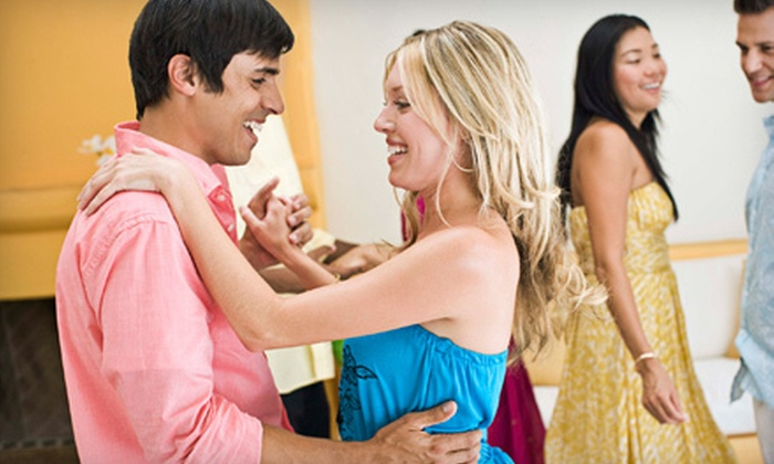 Dance Unlimited - Downtown: Three or Five Private Dance Lessons at Dance Unlimited (Up to 56% Off)