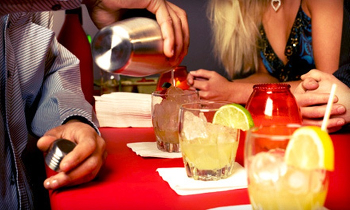 AAA International Bartending School - Philadelphia: Mixology Class for One or Two, or Bartending Certification Course (Up to 75% Off)