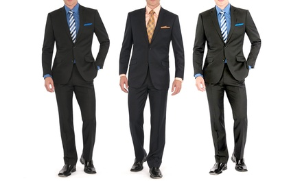 Braveman Men's 2-Piece Suit