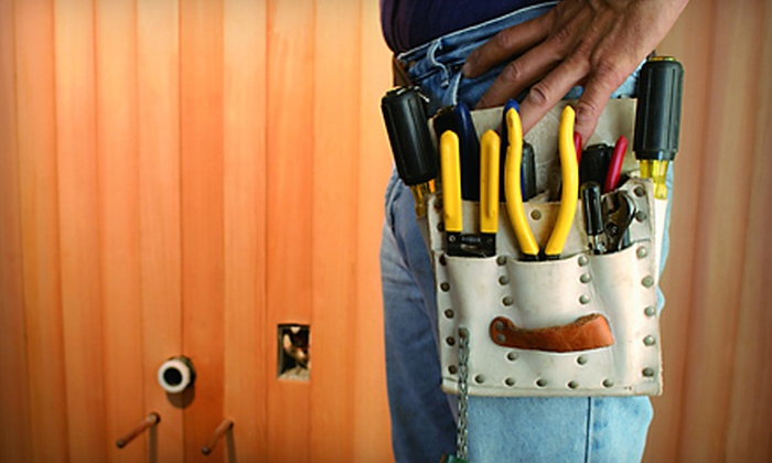 The Handy Craftsman - Pleasant Hills: $59 for 90 Minutes of Handyman Services from The Handy Craftsman ($178 Value)