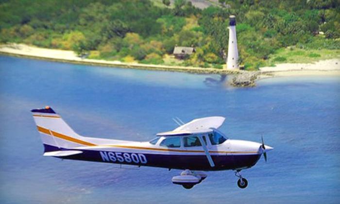 ATA Flight School - ATA Flight School: $99 for a Discovery Flight Lesson from ATA Flight School in Pembroke Pines ($199 Value)