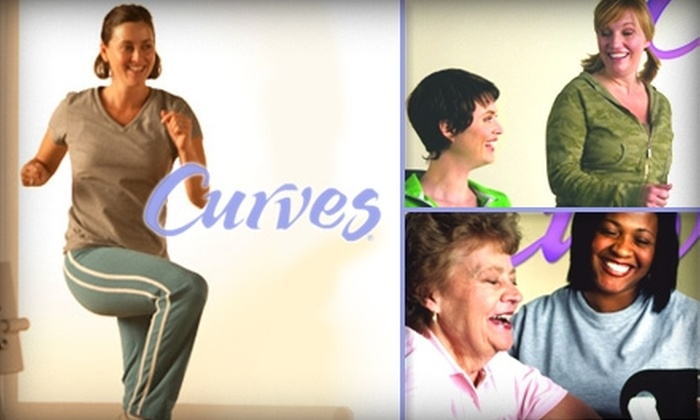 Curves - Multiple Locations: $10 for a 30-Day Membership and Weight-Management Classes at Curves ($30 Value)