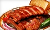 Hickory River Smokehouse - Glendale Heights: $7 for $15 Worth of Texas-Style Barbecue at Hickory River Smokehouse in Glendale Heights
