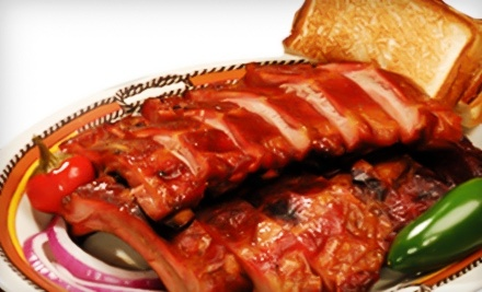 $15 Groupon to Hickory River Smokehouse - Hickory River Smokehouse in Glendale Heights