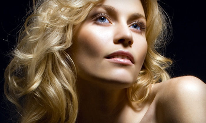Pasquale's Salon - Brighton: $32 for $65 Worth of Hair-Coloring Services, or Haircut, Blow-Dry, Style, and Brow-Wax Package at Pasquale's Salon